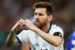 Argentina, Brazil vẫn chưa thể tái ngộ ở chung kết Copa America
