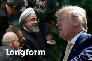 Bên bờ vực chiến tranh - Mỹ mơ hồ chính sách, Iran mạo hiểm chiến lược