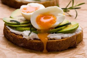 Bộ đôi công thức làm trứng luộc cách tân ngon khó cưỡng