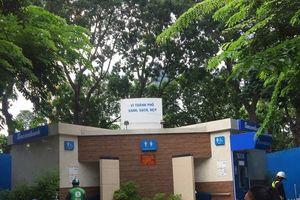 500 nhà vệ sinh công cộng miễn phí ở TPHCM 'đợi' đất công