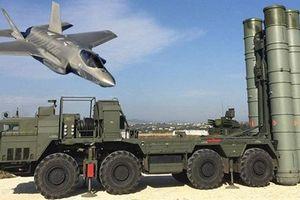 Mỹ tìm ra lý do Thổ sẵn sàng bỏ F-35 mua S-400?