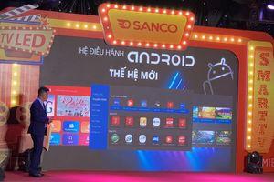 Thêm tivi SANCO tại thị trường Việt Nam
