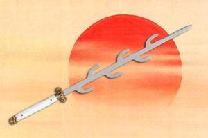 Bí ẩn ngàn năm thanh kiếm 7 nhánh huyền thoại của Nhật Bản