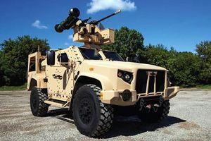 Lục quân Mỹ sẽ sớm nhận đủ xe bọc thép chiến thuật JLTV
