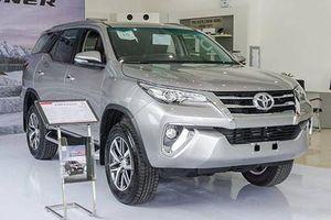 Chi tiết Toyota Fortuner 2019 hơn 1,3 tỷ đồng tại Việt Nam
