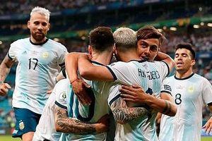Copa America 2019: Argentina 'hái quả ngọt', Colombia có chiến thắng thứ 3 liên tiếp