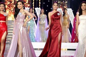 Cùng ngắm nhan sắc của 20 thí sinh đầu tiên lọt vào chung kết Hoa hậu Thế giới Việt Nam 2019