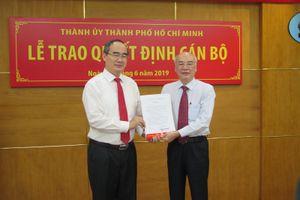 Ông Phan Nguyễn Như Khuê làm Trưởng ban Tuyên giáo Thành ủy TP.HCM