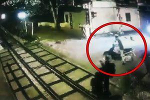 Người đàn ông băng qua đường ray bị cán tử vong, dân mạng nghi tự tử