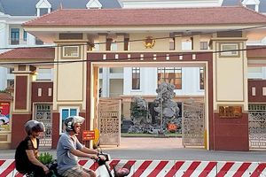 Huyện Vĩnh Tường tổ chức xử lý vi phạm đất đai giữa ồn ào thanh tra