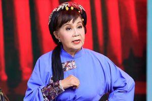 Cô Cua của 'Ngao Sò Ốc Hến' kể chuyện chồng chết vẫn phải đi hát
