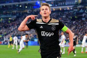 Juventus vượt mặt M.U và Barca ở thương vụ 'bom tấn' De Ligt