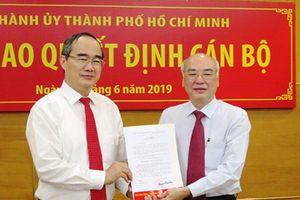 TPHCM có tân Trưởng ban Tuyên giáo Thành ủy