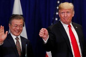 Cơ hội đàm phán Mỹ - Triều ngày càng lớn khi ông Trump thăm Hàn Quốc