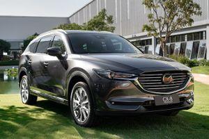 Mazda CX-8 sẽ cạnh tranh với những đối thủ nào ở Việt Nam?