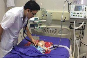 Nhiều trẻ ngộ độc do dùng thuốc cam không rõ nguồn gốc