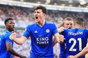 Man City phá kỷ lục chuyển nhượng Harry Maguire