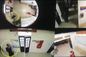 Nữ điều dưỡng Nghệ An bị ép vào tường đánh túi bụi