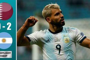 Qatar 0 - 2 Argentina: Dù Messi vẫn tịt ngòi, nhưng Argentina đã có 3 điểm để đi tiếp