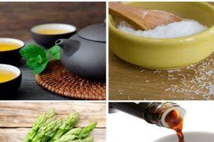 Sử dụng những thực phẩm này đúng cách để không hại sức khỏe