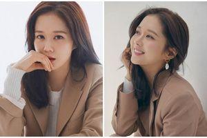 Jang Nara gây sốt với tạo hình trẻ trung, thanh lịch trong phim mới