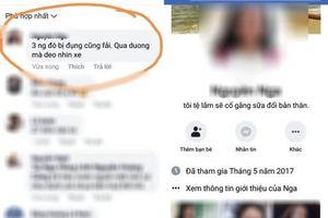 Quái xế tông chết 2 người đi bộ ở Vũng Tàu, gái xinh bình luận vô cảm gây phẫn nộ