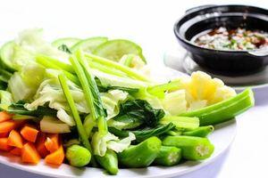 Cách giữ chất dinh dưỡng trong khi chế biến thực phẩm