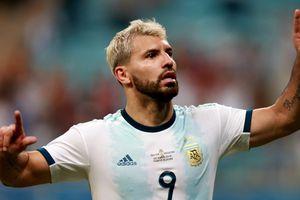 Loại nhà vô địch châu Á, Argentina vào tứ kết Copa America