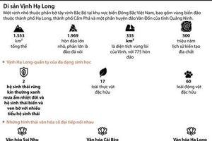 Vịnh Hạ Long - 2 lần được công nhận là Di sản thế giới