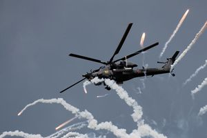 Xem siêu phẩm trực thăng Nga khai hỏa vũ khí chống tăng bí mật