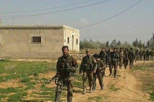 Chiến sự Syria: Liều lĩnh tấn công vào quân đội Syria ở Hama, khủng bố cay đắng chịu thất bại đau đớn