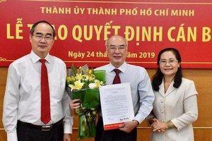 Chân dung Trưởng ban Tuyên giáo Thành ủy TP.HCM vừa được bổ nhiệm