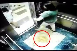 Vụ 2 phụ nữ nghi che camera để tiểu bậy trong thang máy: Đề nghị dán ảnh người vi phạm nhằm răn đe