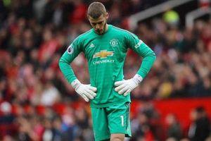 De Gea đổi ý, nối lại đàm phán với Man Utd