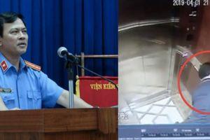 Ngày mai (25/6), cựu Viện phó VKS dâm ô bé gái trong thang máy hầu tòa
