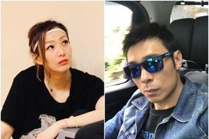 Sau scandal ngoại tình với Huỳnh Tâm Dĩnh, đây là lần đầu tiên Hứa Chí An xuất hiện cùng Trịnh Tú Văn