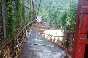 Sa Pa (Lào Cai): Bất ngờ xuất hiện lũ ống gây thiệt hại tài sản, hoa màu của người dân