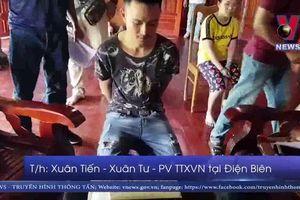 Triệt phá tụ điểm bán ma túy ở địa bàn biên giới tỉnh Điện Biên