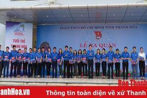 2.100 đoàn viên, thanh niên tham gia tiếp sức mùa thi