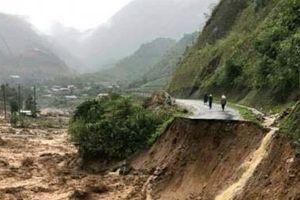 Lai Châu: Lũ quét cuốn trôi 4 người mất tích