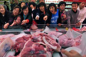 Giữa dịch lợn châu Phi, Trung Quốc nhập khẩu thịt nhiều chưa từng thấy