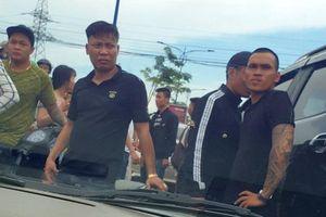 Diễn biến mới vụ giang hồ vây xe chở công an ở Đồng Nai