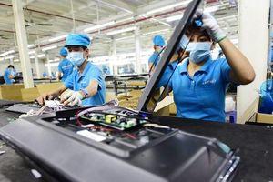 Linh kiện điện tử nhập khẩu từ Trung Quốc tăng mạnh