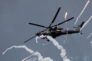 Nga khoe tên lửa diệt tăng mạnh nhất phóng từ 'Siêu thợ săn đêm' Mi-28NM