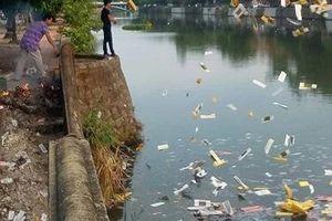 Tỉnh Thừa Thiên - Huế ra chế tài xử phạt nặng hành vi xả rác, đổ trộm chất thải