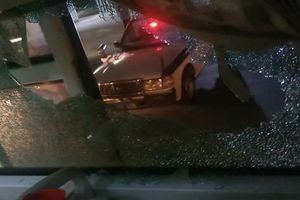 Diễn biến mới nhất vụ xe khách hứng 'mưa' gạch, 1 người phụ nữ bị thương