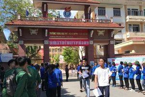 Nghệ An: Thí sinh ngủ quên muộn giờ thi đến 'cầu cứu' Sở Giáo dục và Đào tạo