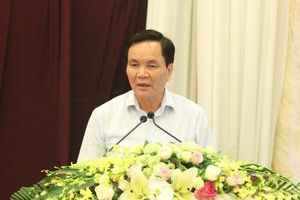 VFF chưa chốt phương án thay thế vị trí của ông Cấn Văn Nghĩa