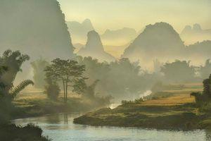 Việt Nam đẹp tựa tiên cảnh qua các bức ảnh 'Ánh sáng từ tâm 3'