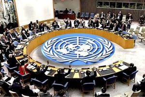 Hội đồng Bảo an Liên hợp quốc họp khẩn về căng thẳng Mỹ - Iran